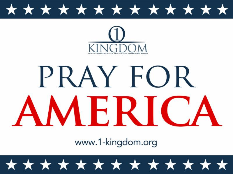 1 kingdom abilene pray for america signs.jpg