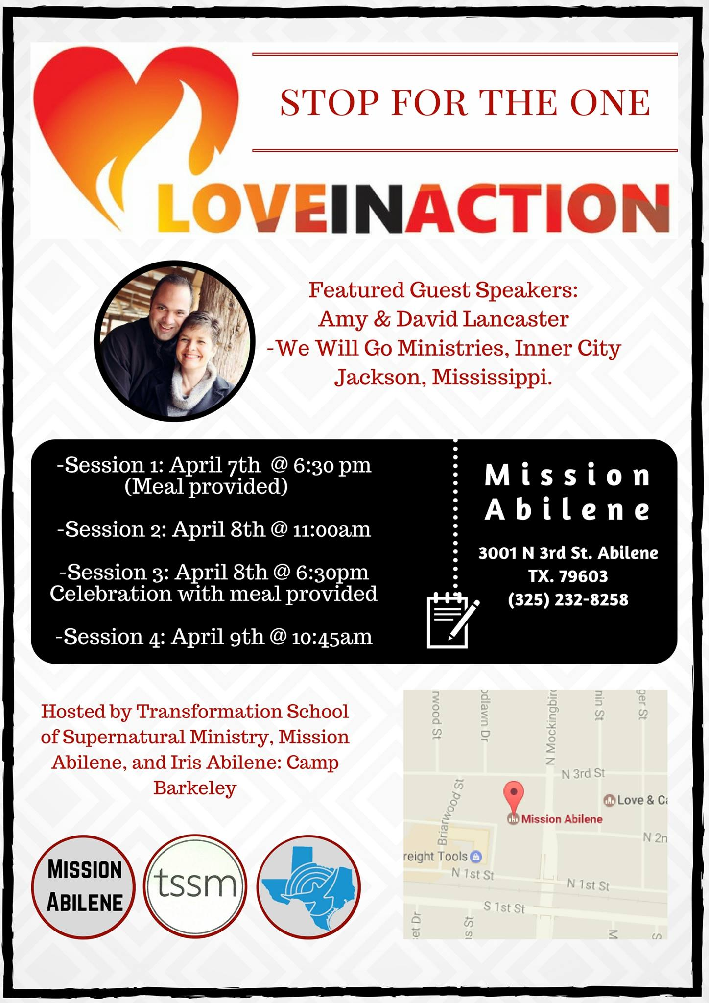 love in action mobilize love abilene texas
