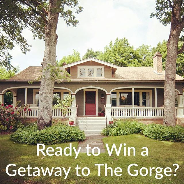 @gorgeowned has arranged an amazing trip featuring some of @chinookbookpdx favorite Hood River places. Enter to win at the link in our profile! Two night stay @sevenoaksbb / Complimentary loan of an electric vehicle for the weekend @forthmobility / Rental of two E-bikes @oregonebikes / Lunch for two @kickstandcoffeekitchen / Admission for two @maryhillmuseum / Wine tasting for two @maryhillwinery / Dinner for two @thunderislandbrewing