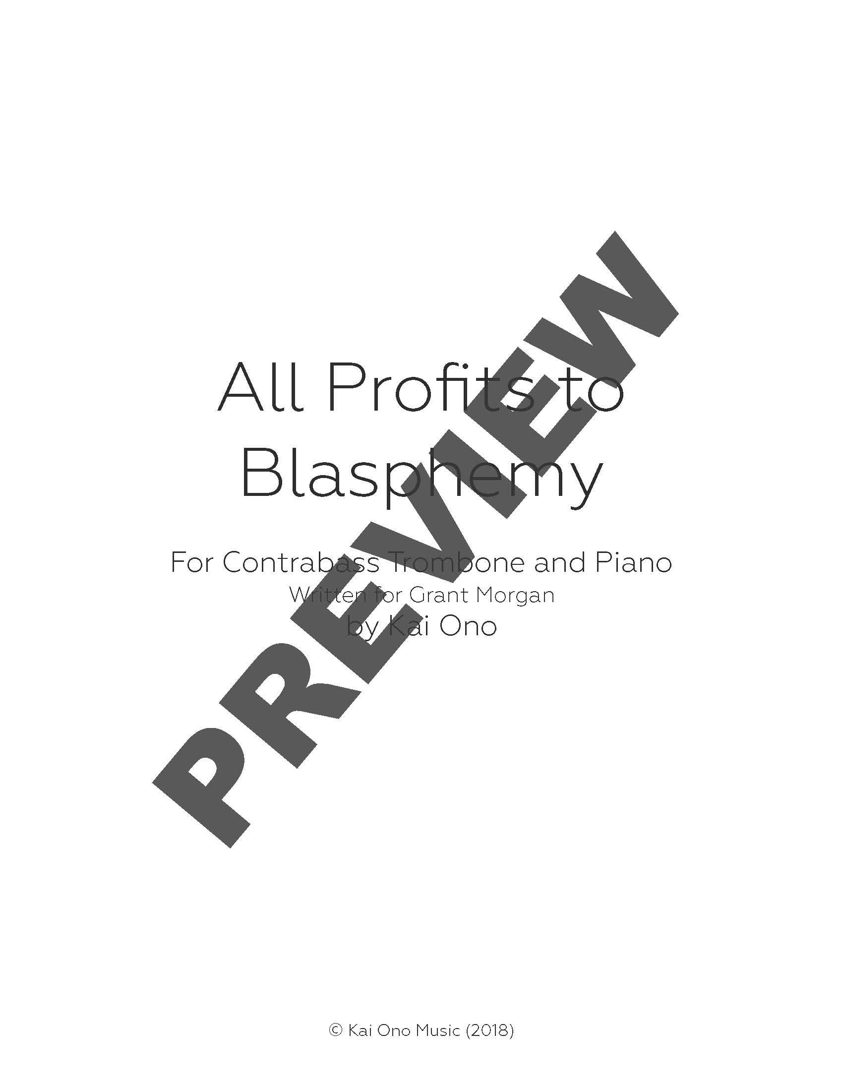 All Profits to Blasphemy - Full Score_Page_01.jpg