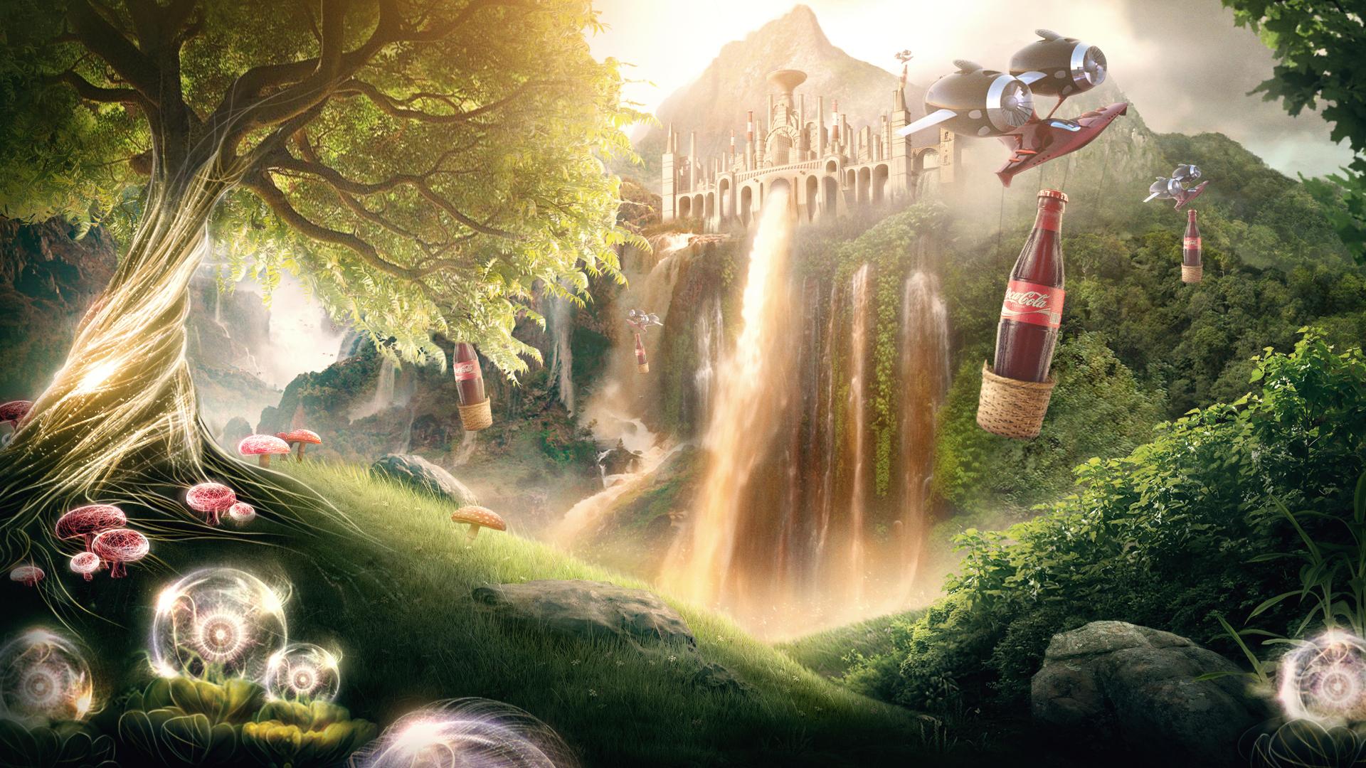 Coke Factory II
