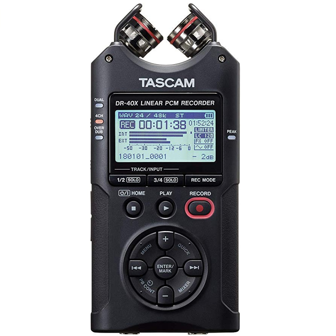 Tascam Sound Recorder