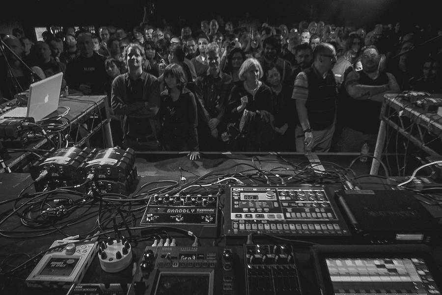 5. - Make connections in Canada'sfastest-growing electronic scene