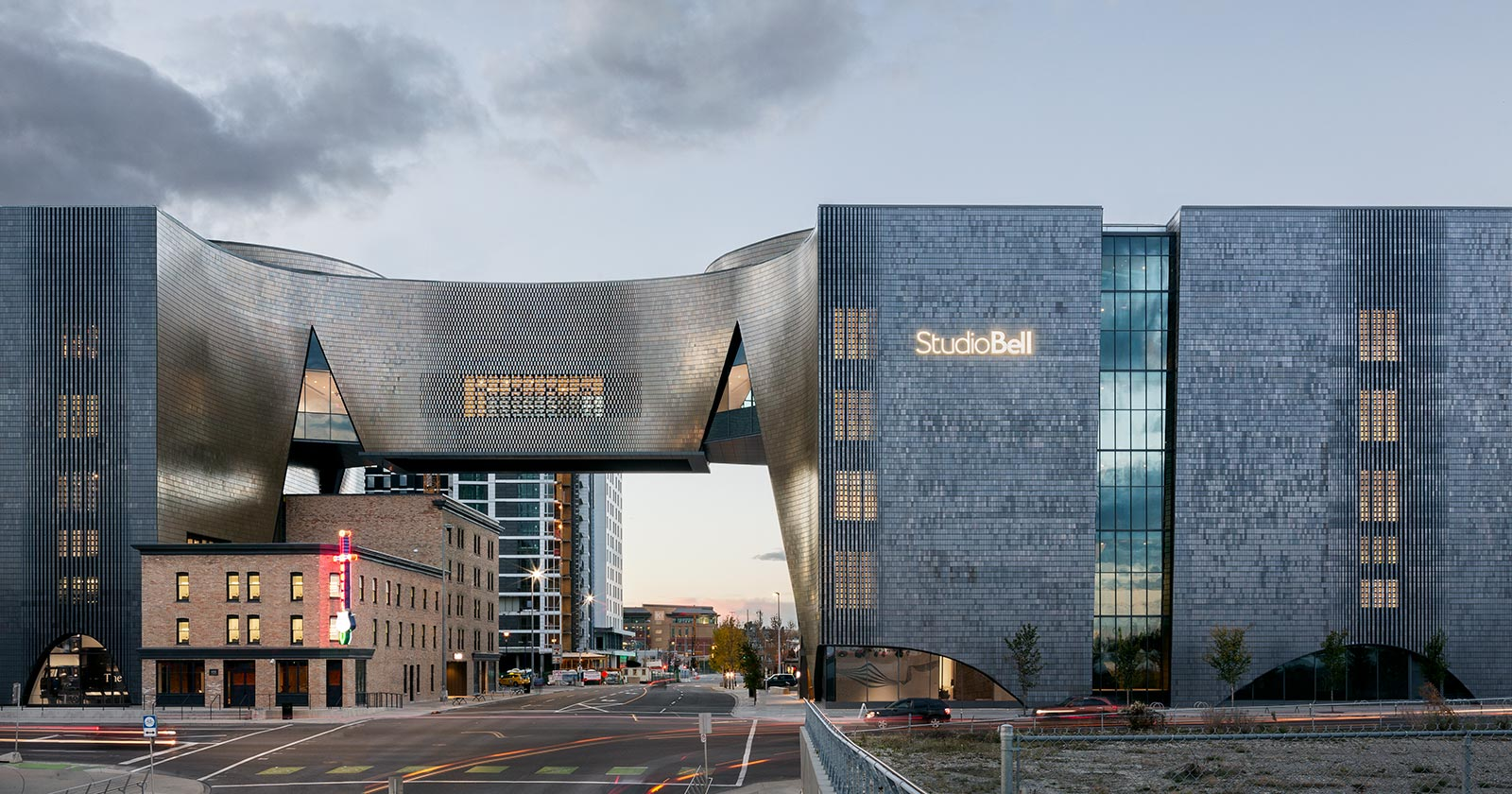 6. - Explore Studio Bell,home of the National Music Centre