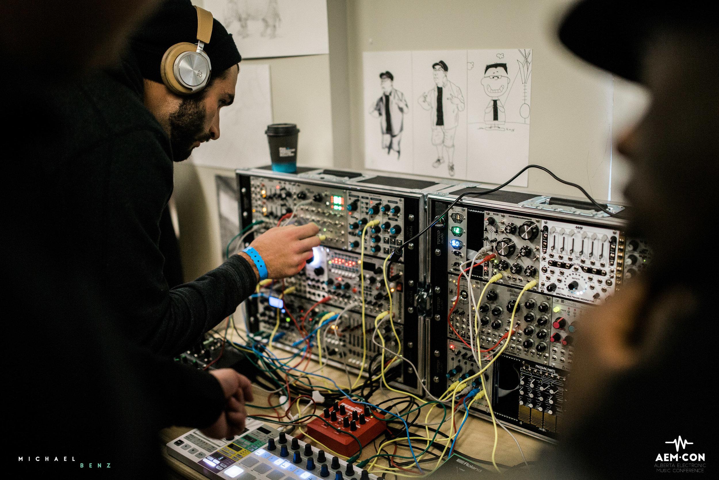 AEMCON Advanced Audio -