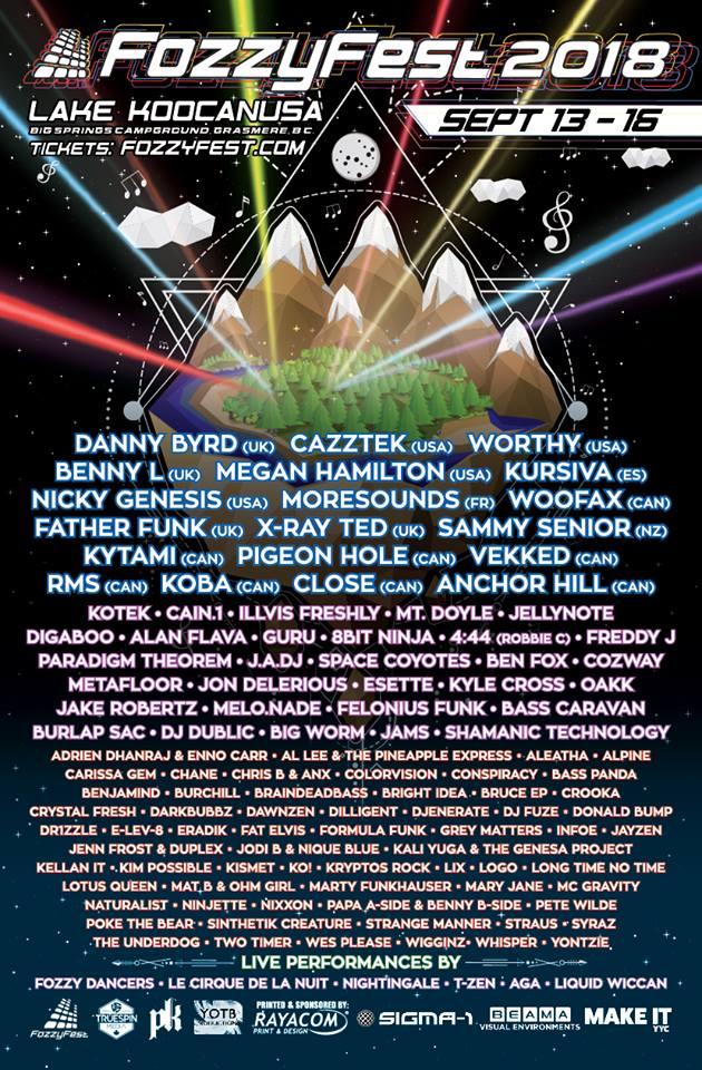 Fozzy Fest Alberta
