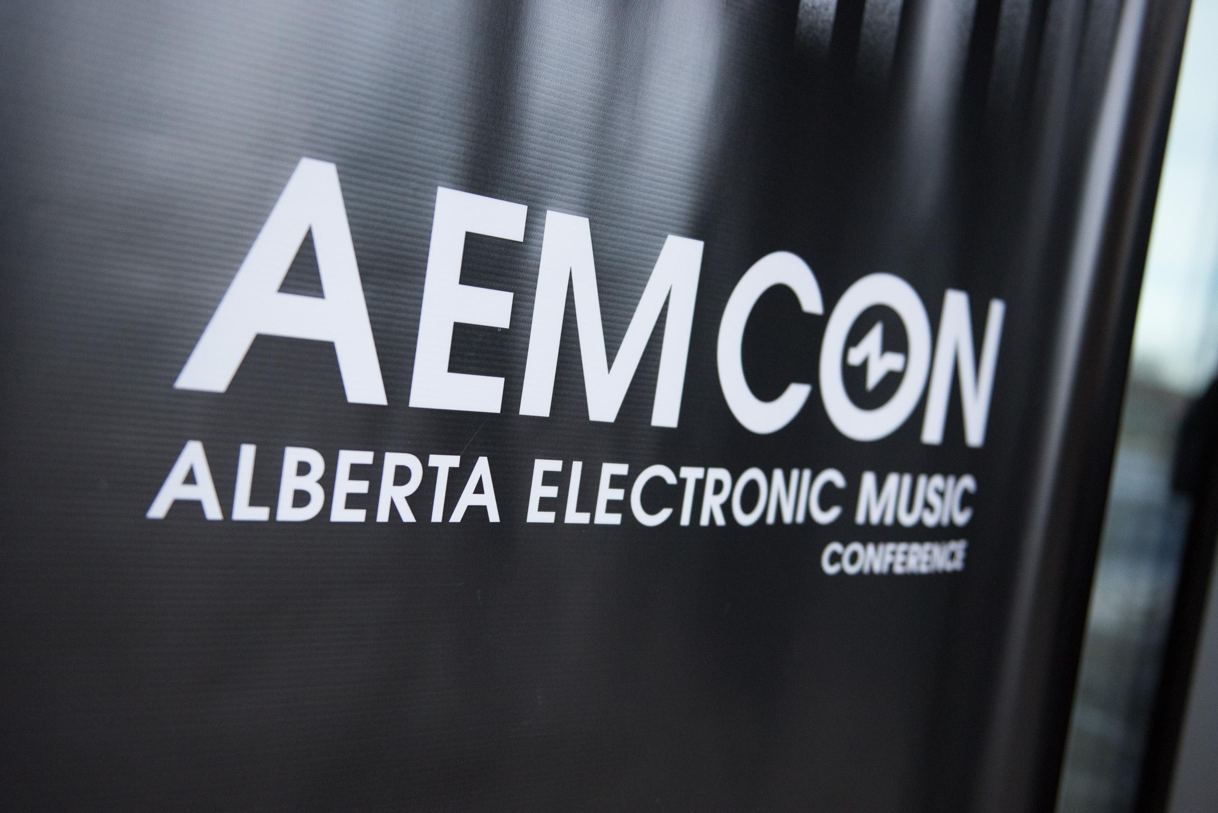2017 Alberta Electronic Music Conference (AEMCON) in Calgary, Alberta