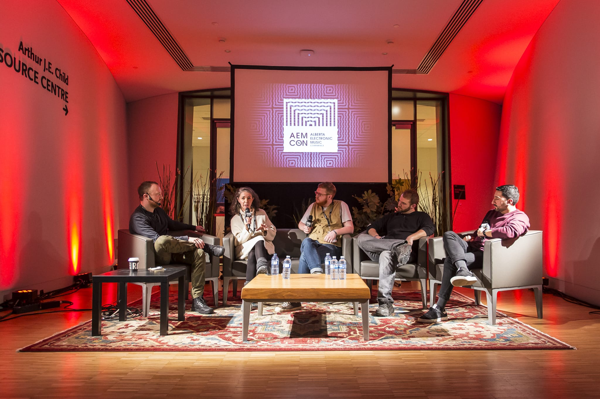 Building Your Artist Team Panel - Photo by Concert Socks