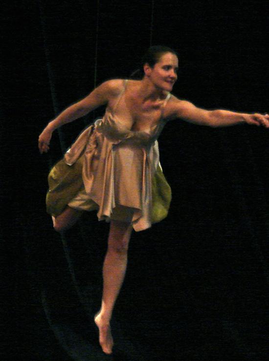 Pygmalion- Sophie Karthauser as L'Amour