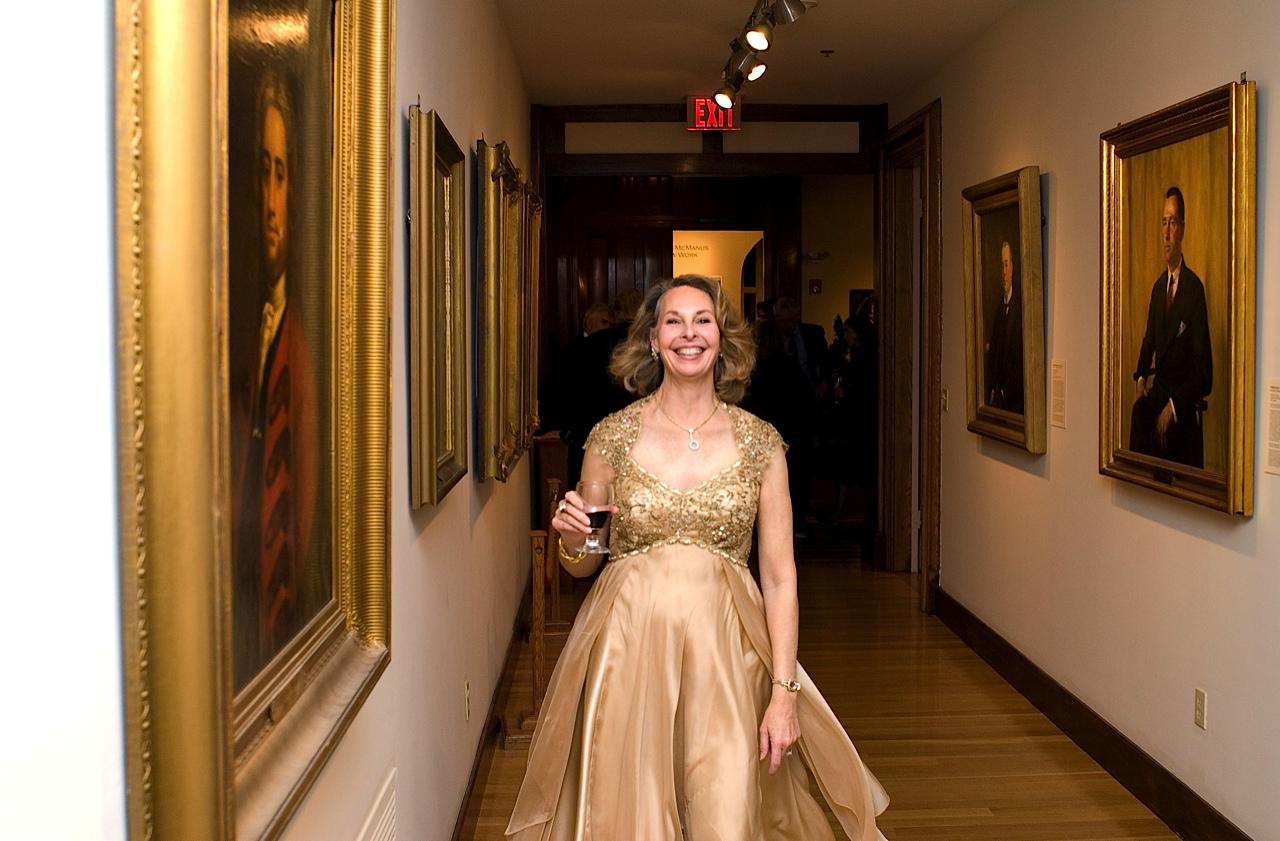 Laura Rose in silk chiffon and beaded bodice Wedding dress