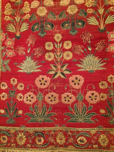 Turkish Rug at the Met