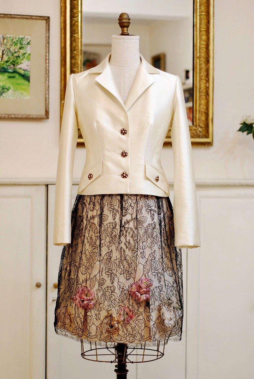 white jacket: flower lace skirt.jpeg