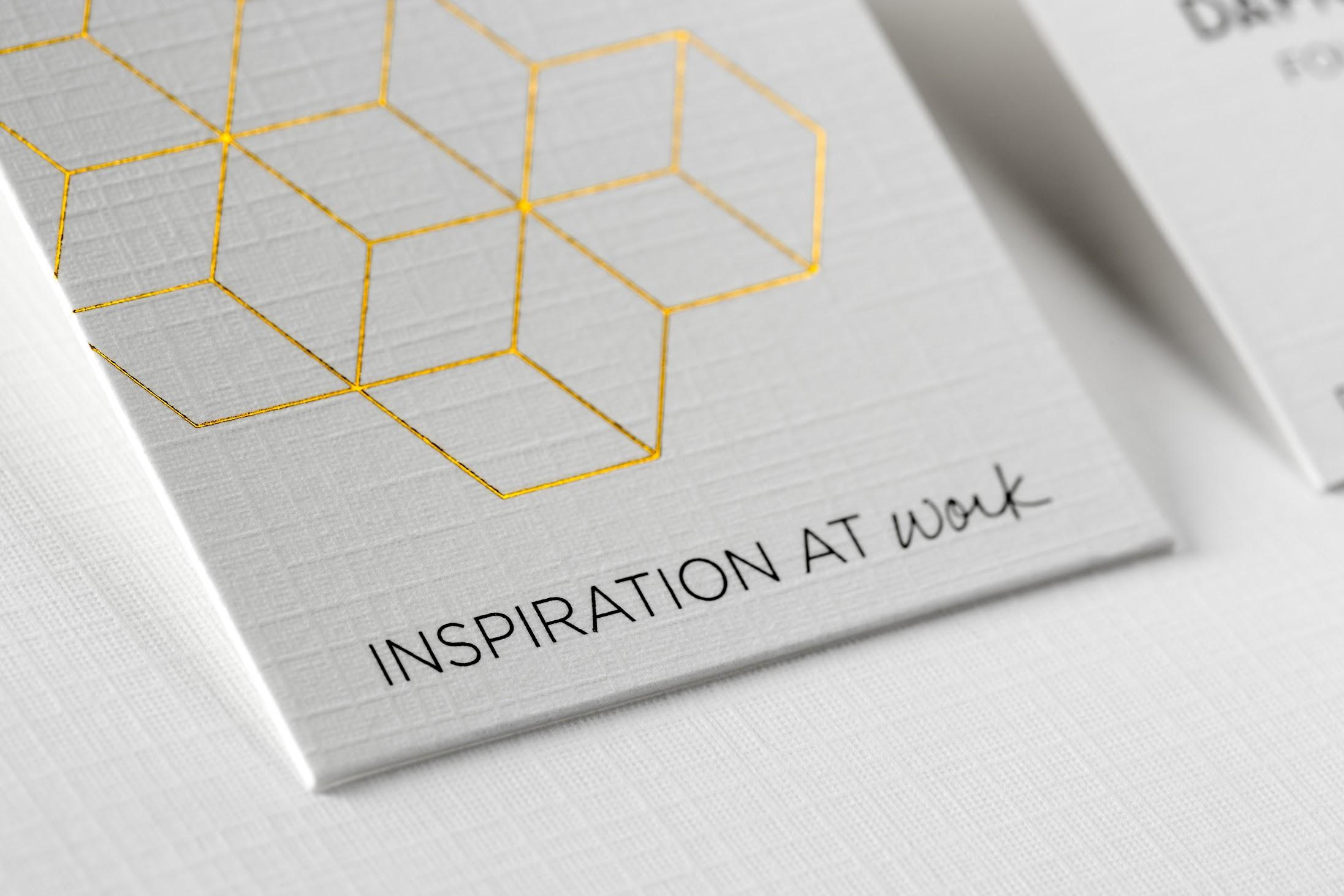 textured luxury - Linen cards