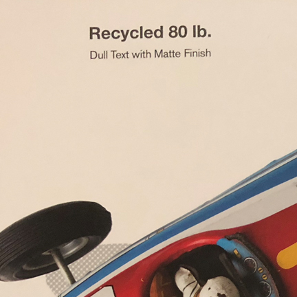 80 LB. - Recycled