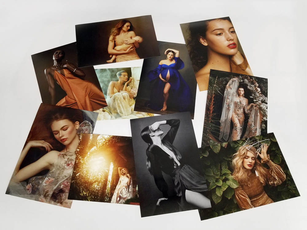 A Collection of gorgeous 5x7 Lustre Finish Photo Paper Prints (Images by: Jai Mayhew)