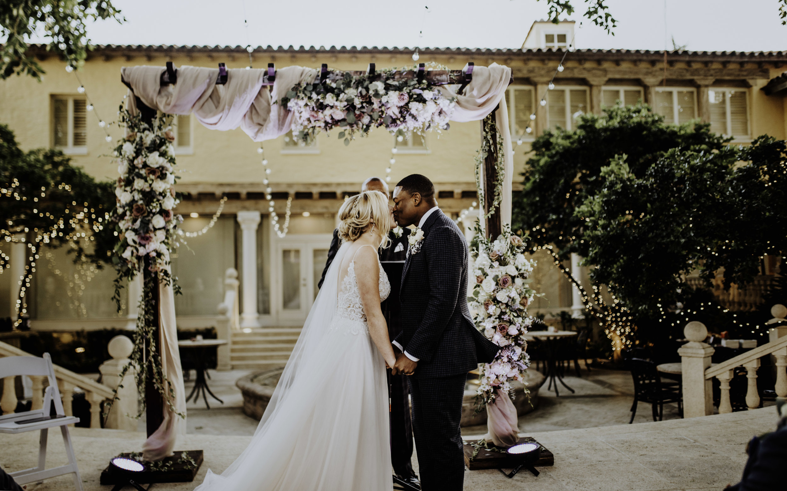 TARA + FREDDIE - December 23, 2018their day was filled with loving support from their closet family and friends.