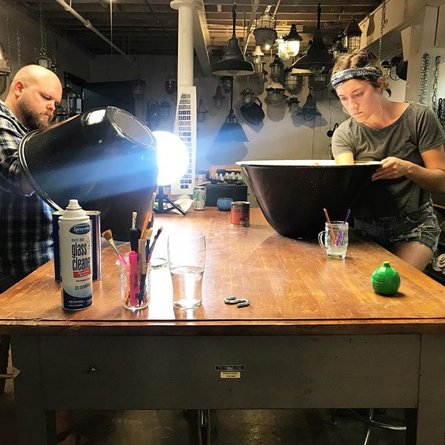 Happy Friday, y'all!🍻 Did you know?... FIXT offers complete lighting restoration and lamp repair💡 We serve both commercial and residential clientele! Do you have a kickass light fixture or modern/vintage/antique chandelier that needs repair? You can ship it to us from anywhere in North America!  FIXT also offers custom fabrication and built to order lighting. So, if you're looking for something one of a kind or dreamt up a really cool lighting idea🤔, shoot us an email and let's make it a reality! UL listing services are an added bonus, too!👊🏼