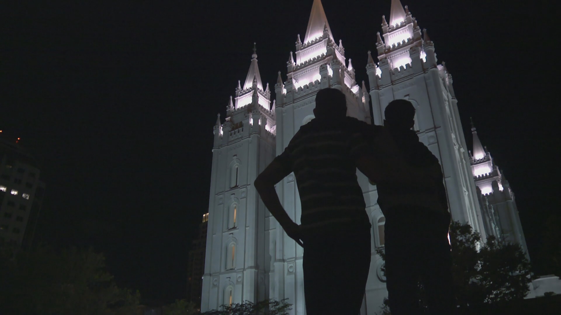 Latter-Day Saint 01 - Chris and Mark in front of temple.jpeg
