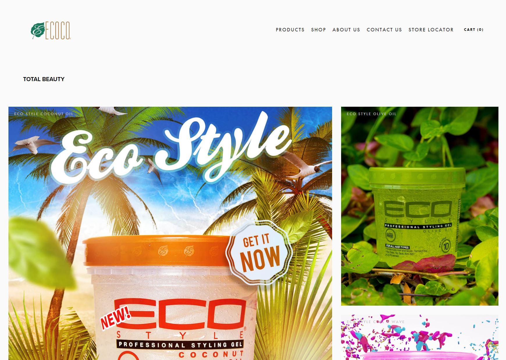 Ecoco E-commerce