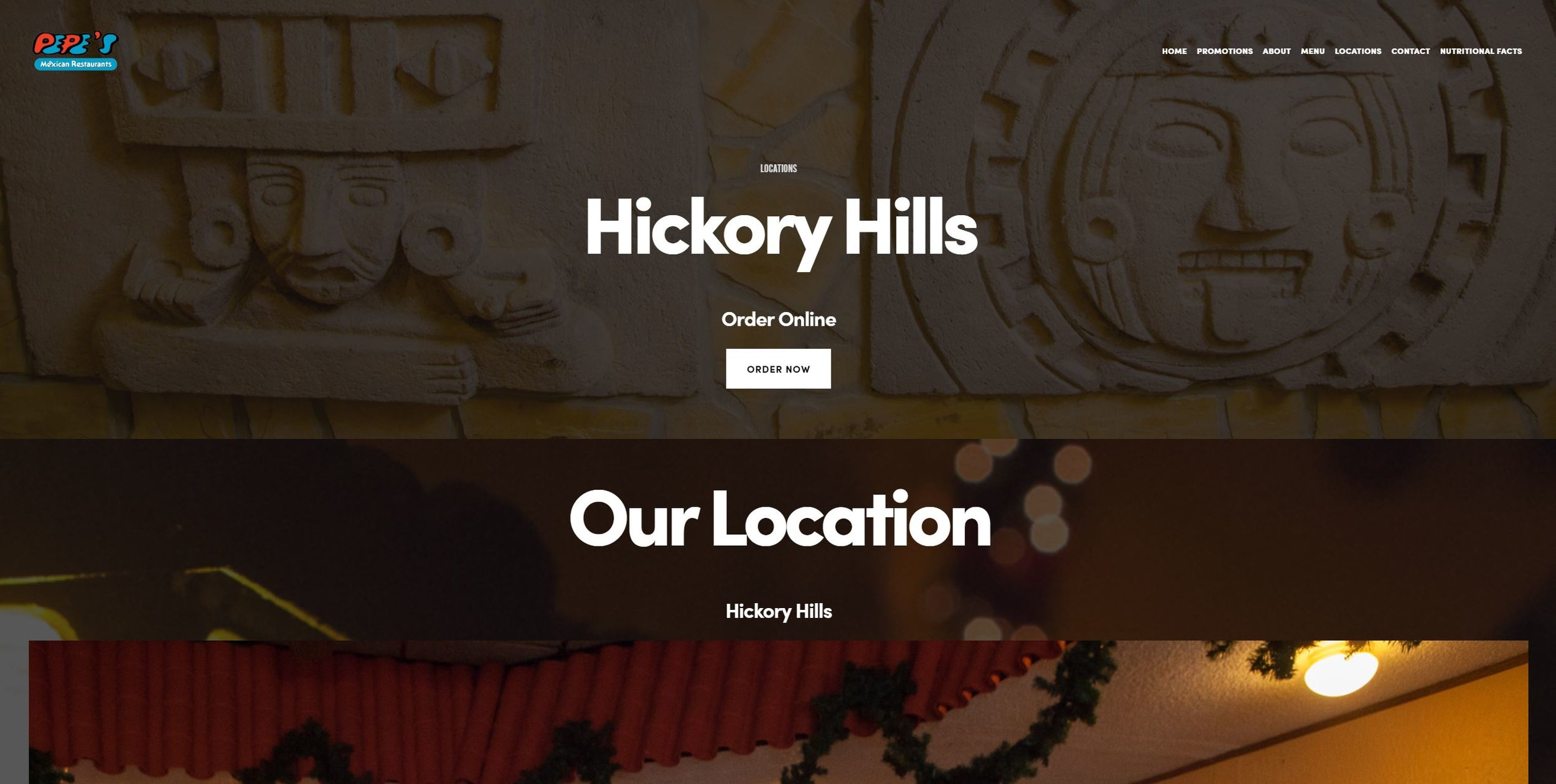Pepes home page Hickory HIlls.JPG