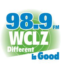 98.9 WCLZ Logo.png