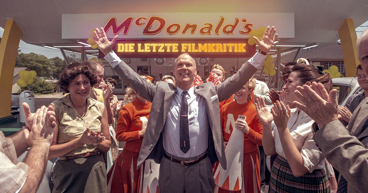 Originalbild: The Founder / © The Weinstein Company 2016