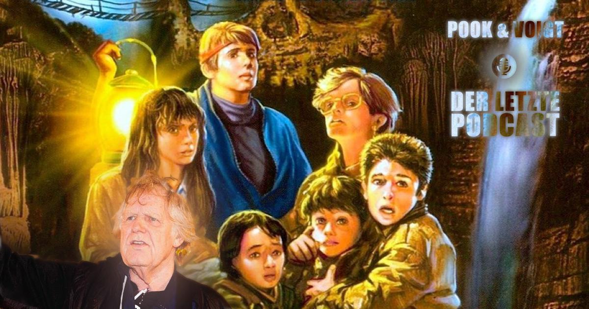 Originalbild: Filmposter The Goonies / © Warner Bros. 1985