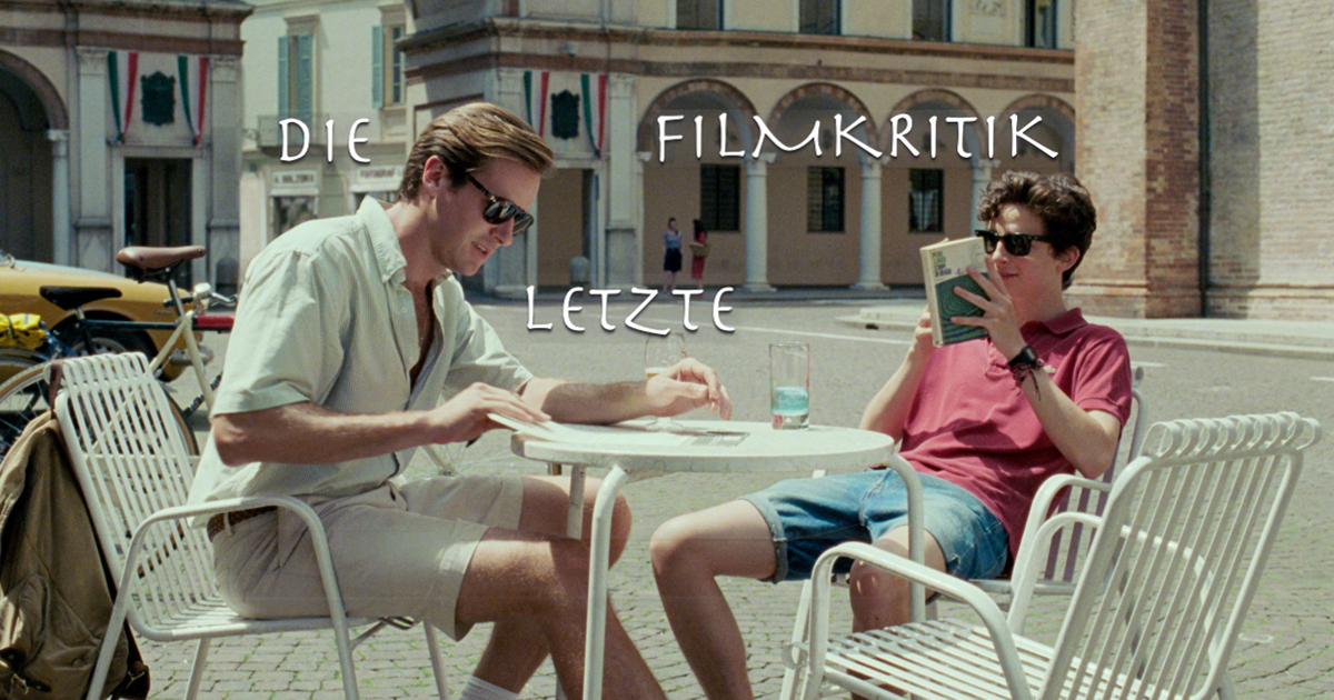Originalbild: Call Me By Your Name / © Sony Pictures (2017)