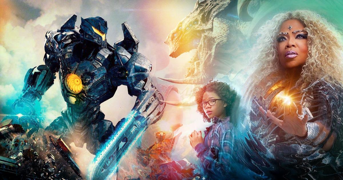 Originalbilder: Pacific Rim Uprising / Das Zeiträtsel - © Universal Pictures / Walt Disney (2018)