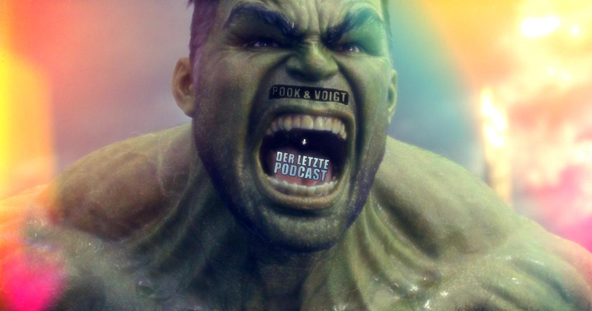 Originalbild: Der Unglaubliche Hulk / © Marvel Studios