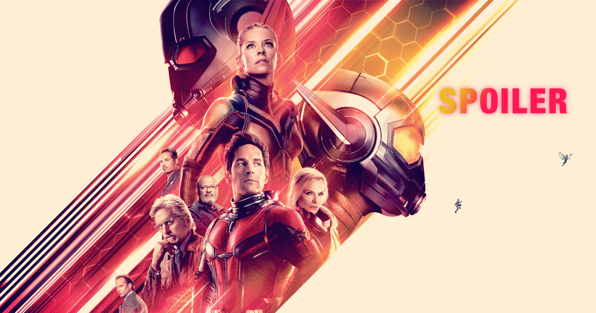 Originalbild: Ant-Man and the Wasp / © Marvel Studios & Walt Disney (2018)