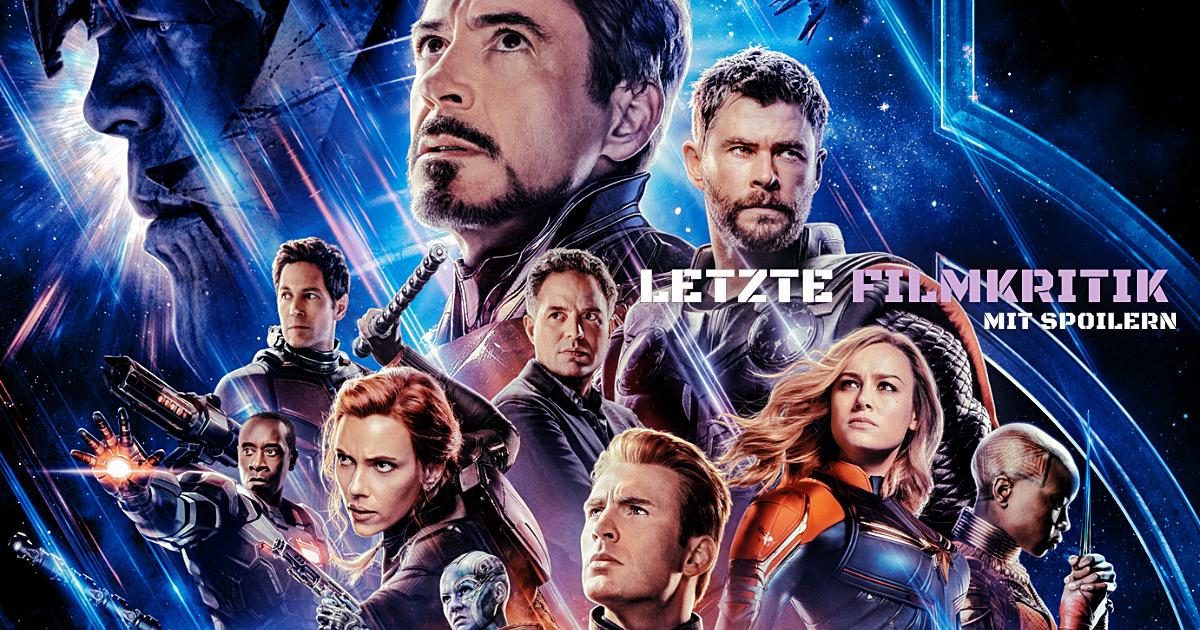 Originalbild: Avengers - Endgame / © Marvel Entertainment & Walt Disney (2019)
