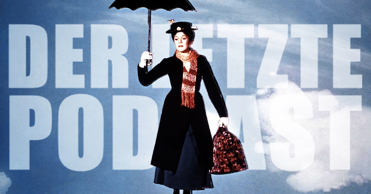 Originalbild: Mary Poppins / © Walt Disney (1964)