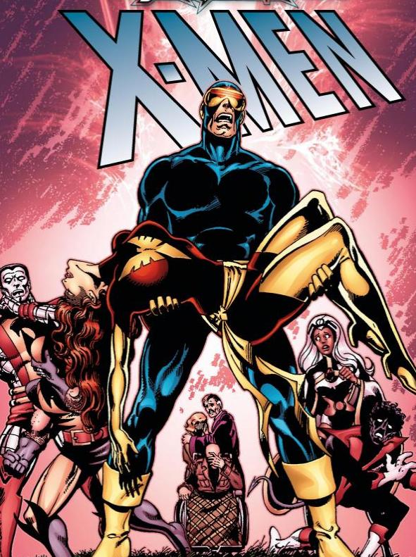 Comic: Dark Phoenix Saga (Affiliate)