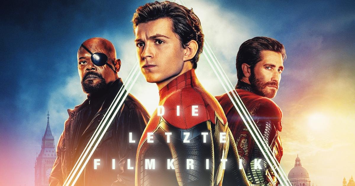 Originalbild: Spider-Man Far From Home / © Marvel Entertainment & Walt Disney (2019)