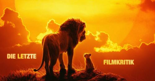 Filmkritik - Der König der Löwen
