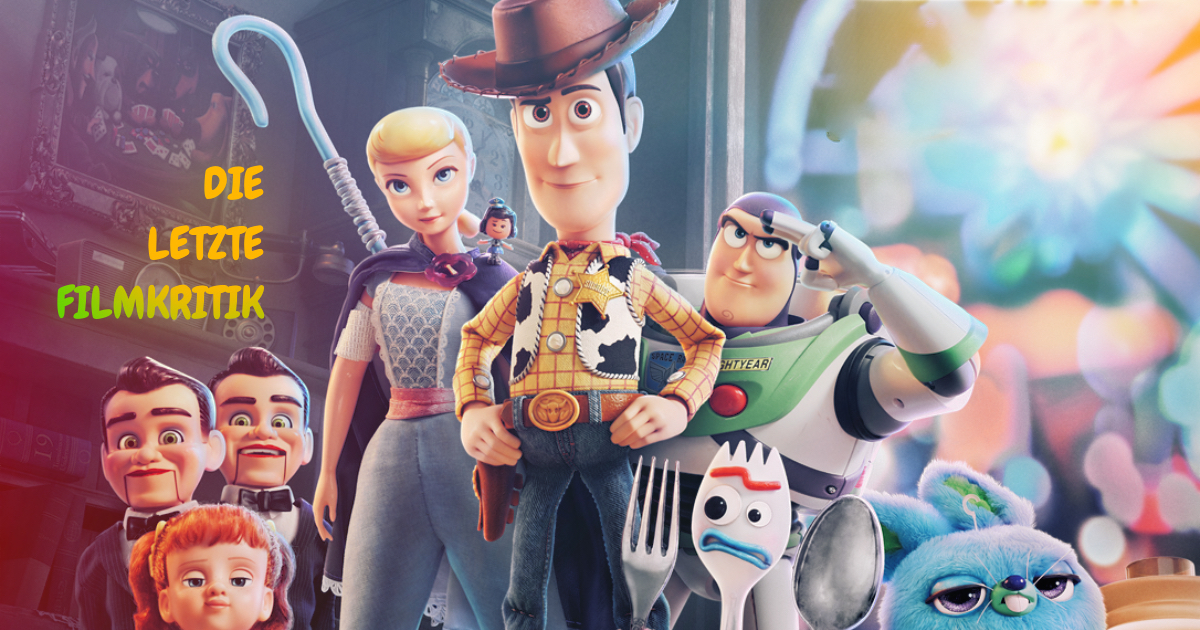 Originalbild: Toy Story 4 / © Pixar Animation & Walt Disney (2019)