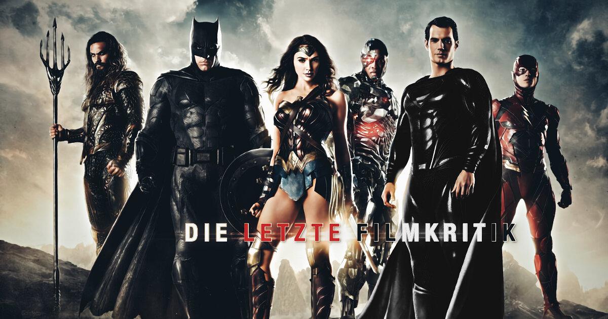 OverExposition - Zack Snyder's Justice League & sein DCEU