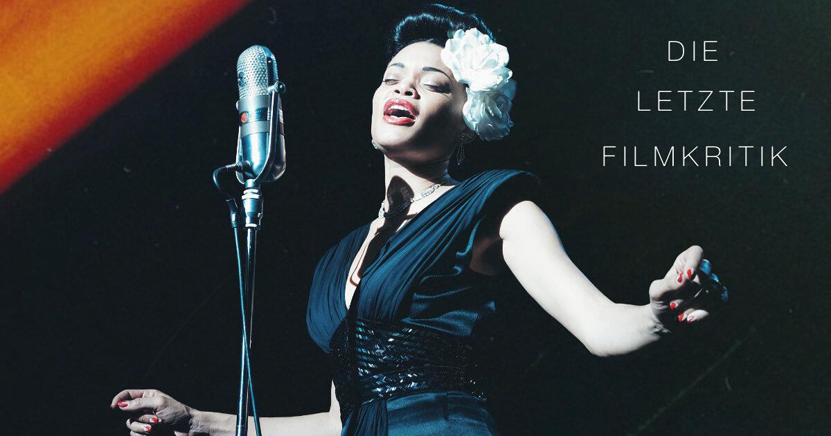 The United States vs. Billie Holiday - Trifft den Ton nur beim Gesang