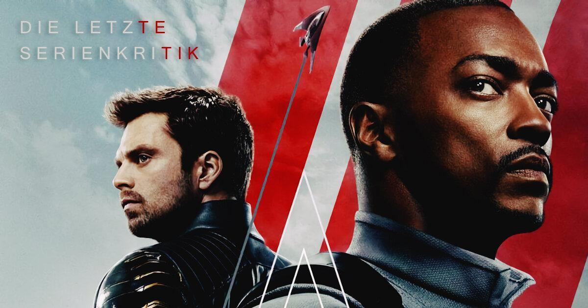 The Falcon & the Winter Soldier - Arm dran und abgestürzt