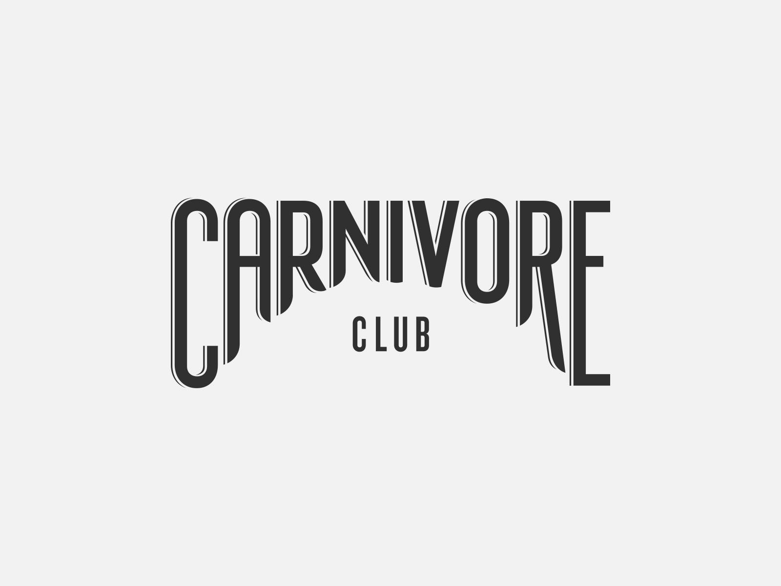 Carnivore Club by Leo Burnett Design