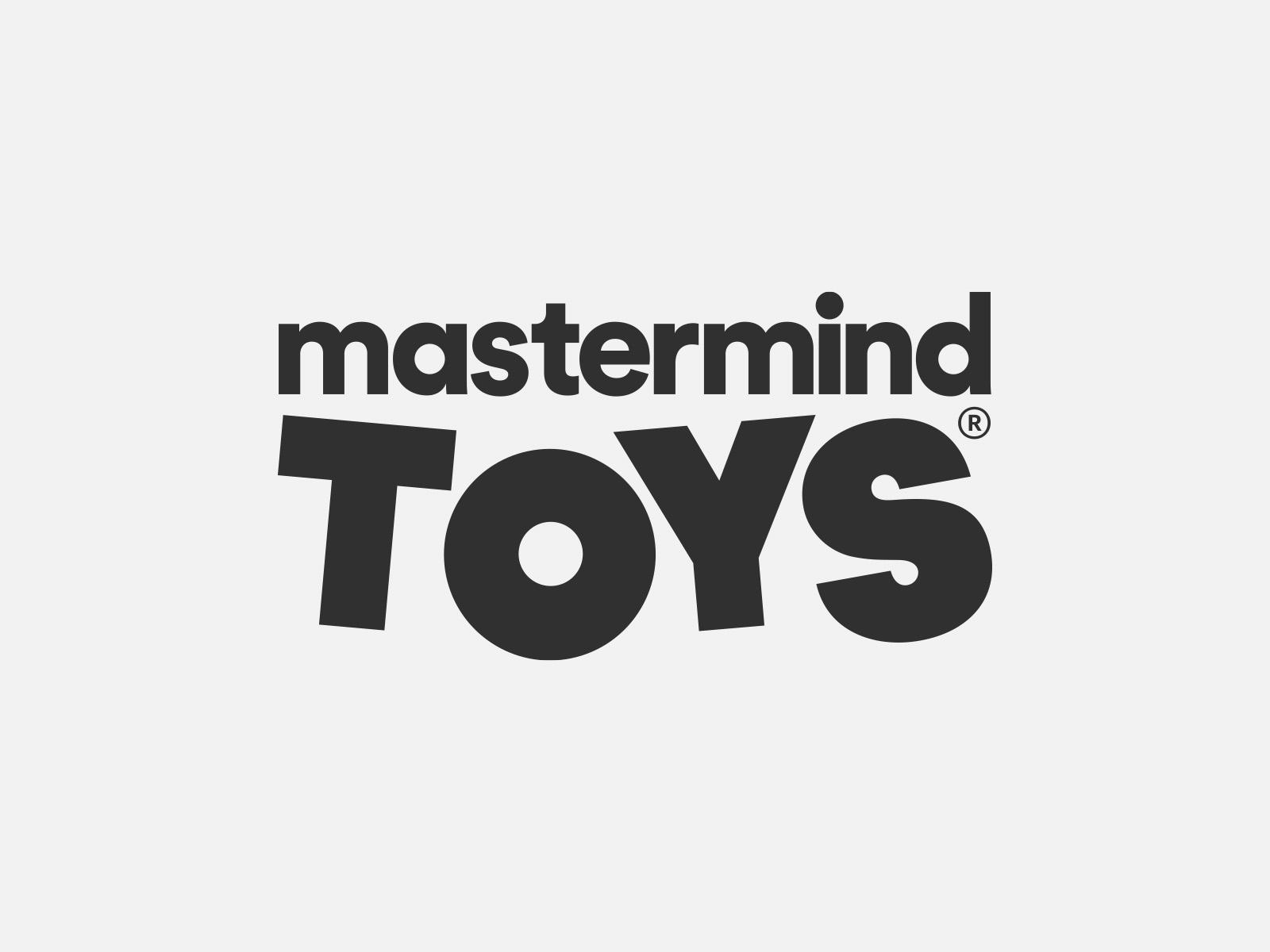Mastermind Toys by Leo Burnett Design