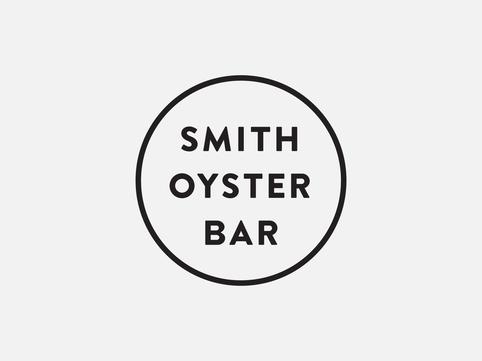 Smith Oyster Bar by Leo Burnett Design