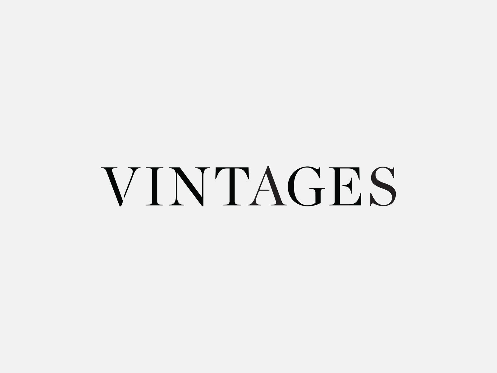 Vintages by Leo Burnett Design