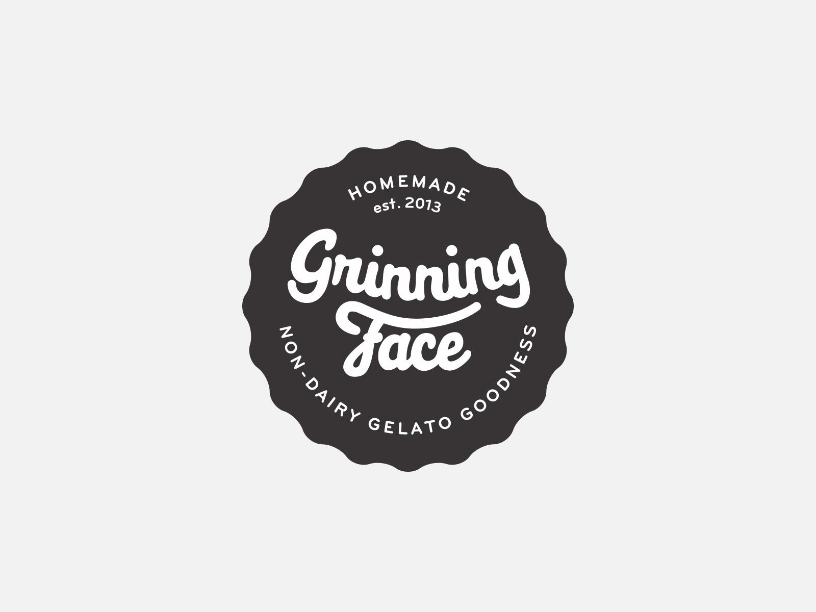 Grinning Face by Leo Burnett Design