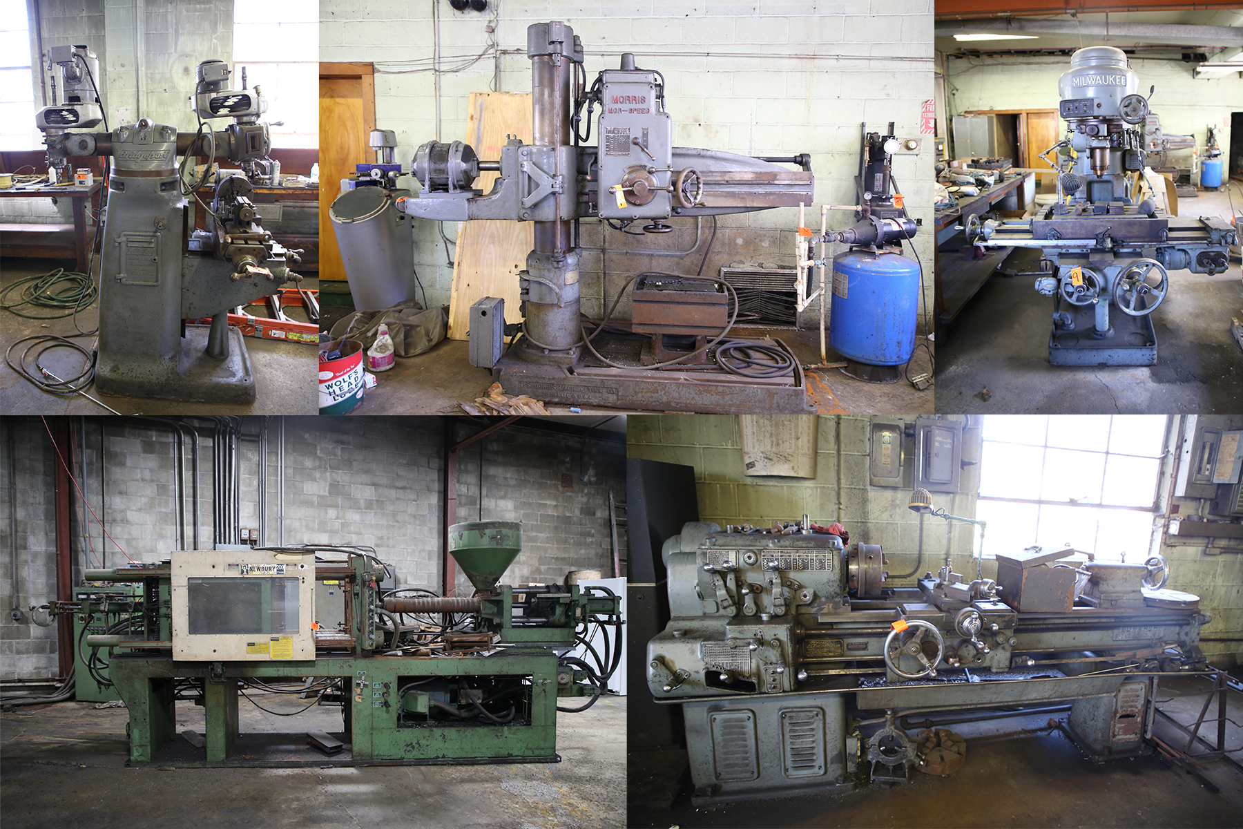 SOLD - JEFFERSON TOWNSHIP METALWORKING/PLASTIC INJECTION