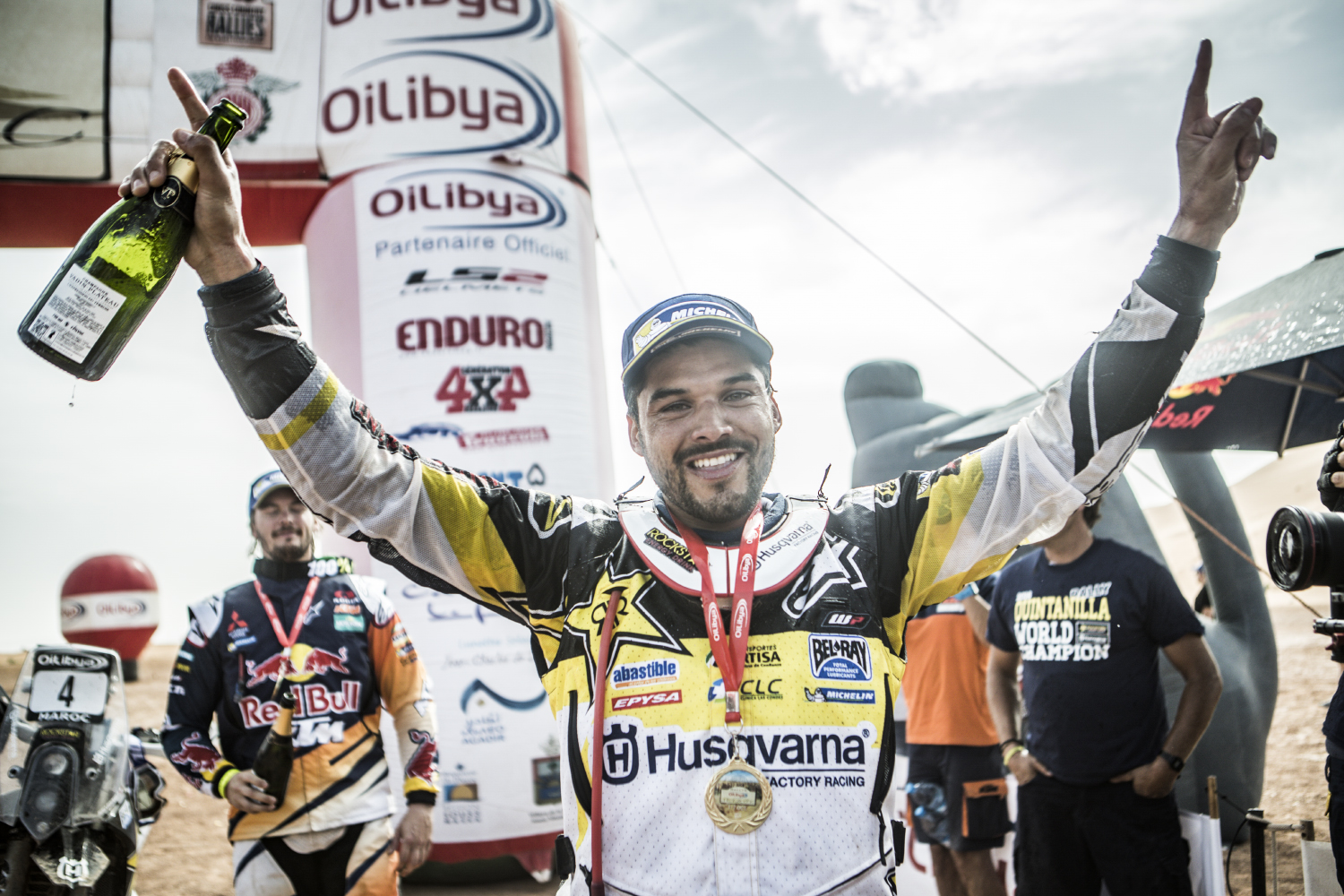 Pablo Quintanilla - FIM Cross Country Rallies World Championship