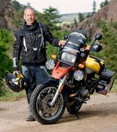 Ron Grace  Co Founder of LFAR, carpenter. PM for KBC. ADV rider.
