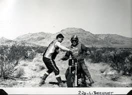 """Larry Bergquist - The original """"Desert Fox"""" was one of the most naturally talented desert racers ever and amassed an amazing 31 D-37 desert race overalls.Larry's career came at a point in time just before the boom in off-road racing and even though the number and types of off road races were still evolving he dominated during a period when mostly all there was was D-37 desert racing. A pioneer in Baja racing Larry won the 1968 Mexican 1000 beating all other vehicles in the process with Gary Preston as his partner.Larry was also extremely involved in D-37 club activities and providing a foundation for the growth of the sport that was to come."""
