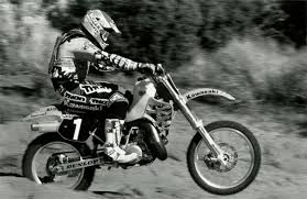 1. Danny Hamel - No rider possessed more pure natural talent, control or sheer speed on a motorcyle than the unassuming kid from Boulder City, NV. Danny channeled JN Roberts for a generation of motorcyclists in the early 90's. His ability to see in the dust, ability to read terrain and commitment to the throttle was unmatched by any desert racer ever. No one left it on longer or harder than Danny and even though his physical size and strength allowed him to overpower his KTM 540 and KX500 at will he relied more on finesse to win races and see him consistently through to the finish line.Five consecutive AMA National Hare & Hound Championships, winner of the last BtoV, 2 Baja 1000 overalls and countless BITD, local and D-37 wins, Danny rode like a man on fire. Unfortunately, his talent and skill came with an expiration date. Danny left us way too soon but will always be remembered as a really good person, a tremendous ambassador for the sport and a gentle soul who always had time for a fan and remained humble throughout his remarkable career.